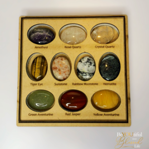 Chakra Worry stone collection